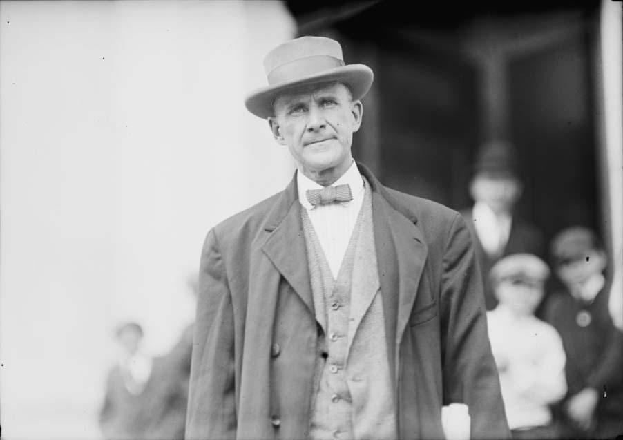 Eugene Debs 1912