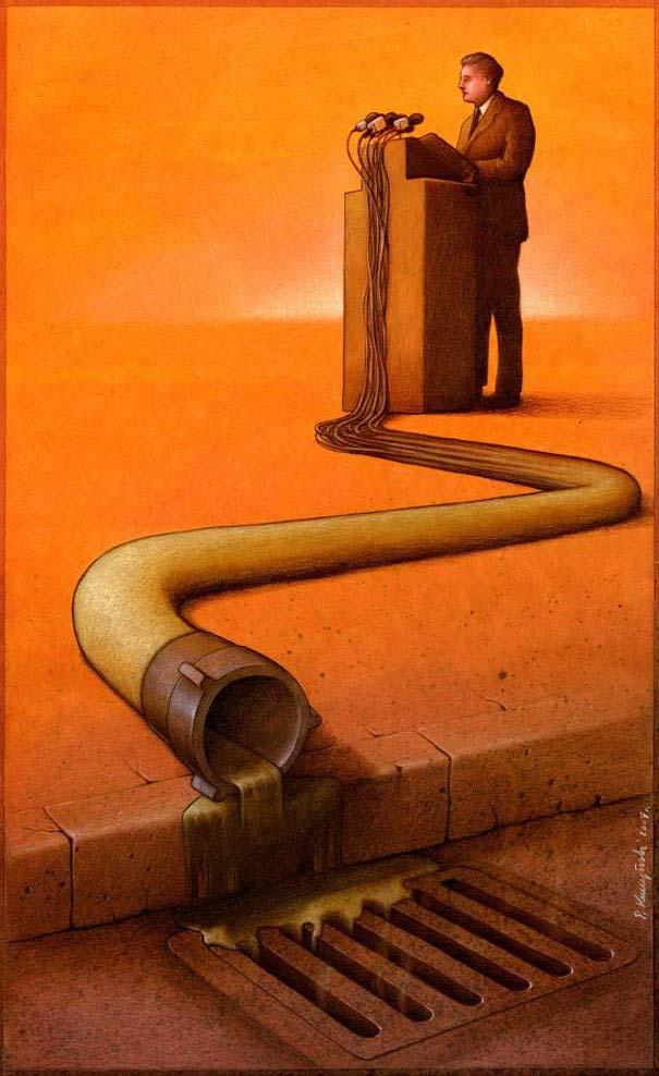 pawel kuczynski speech artwork