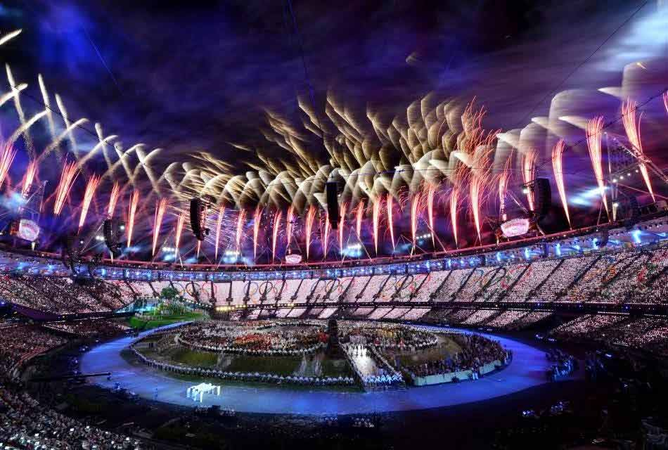 Opening Ceremony at Rio Olympics