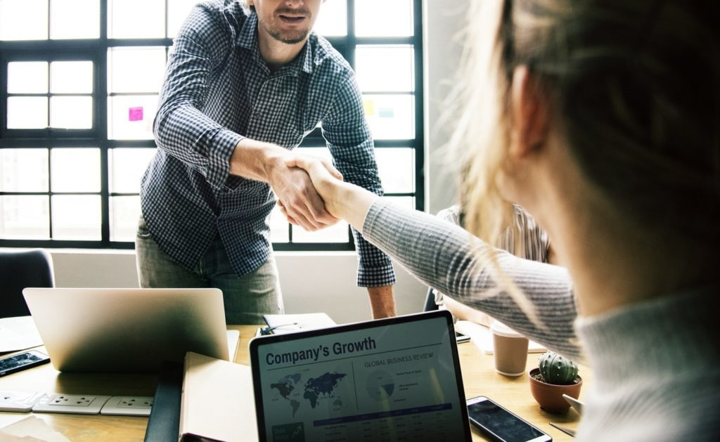 Over-promising on a handshake is a cognitive bias in communication
