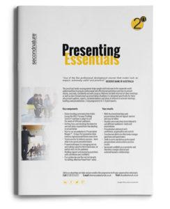 Presenting Essentials Topline