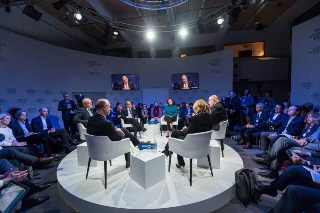 panel discussion in the round