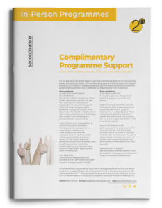 Complimentary Programme Support