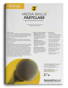 Media Skills Fastclass topline (group)