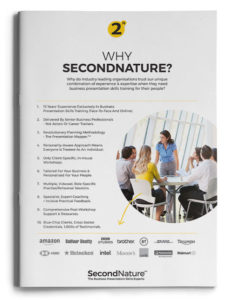 Why SecondNature Introduction