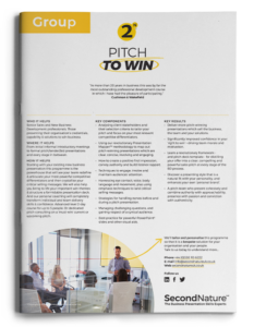 Pitch To Win topline (group)
