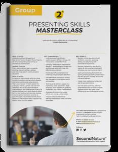 Presenting Skills Masterclass topline (group)