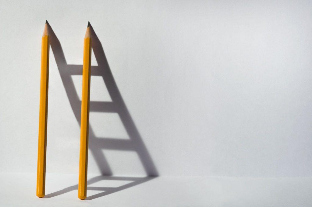 Training to improve online presentation skills helps people progress up the career ladder.